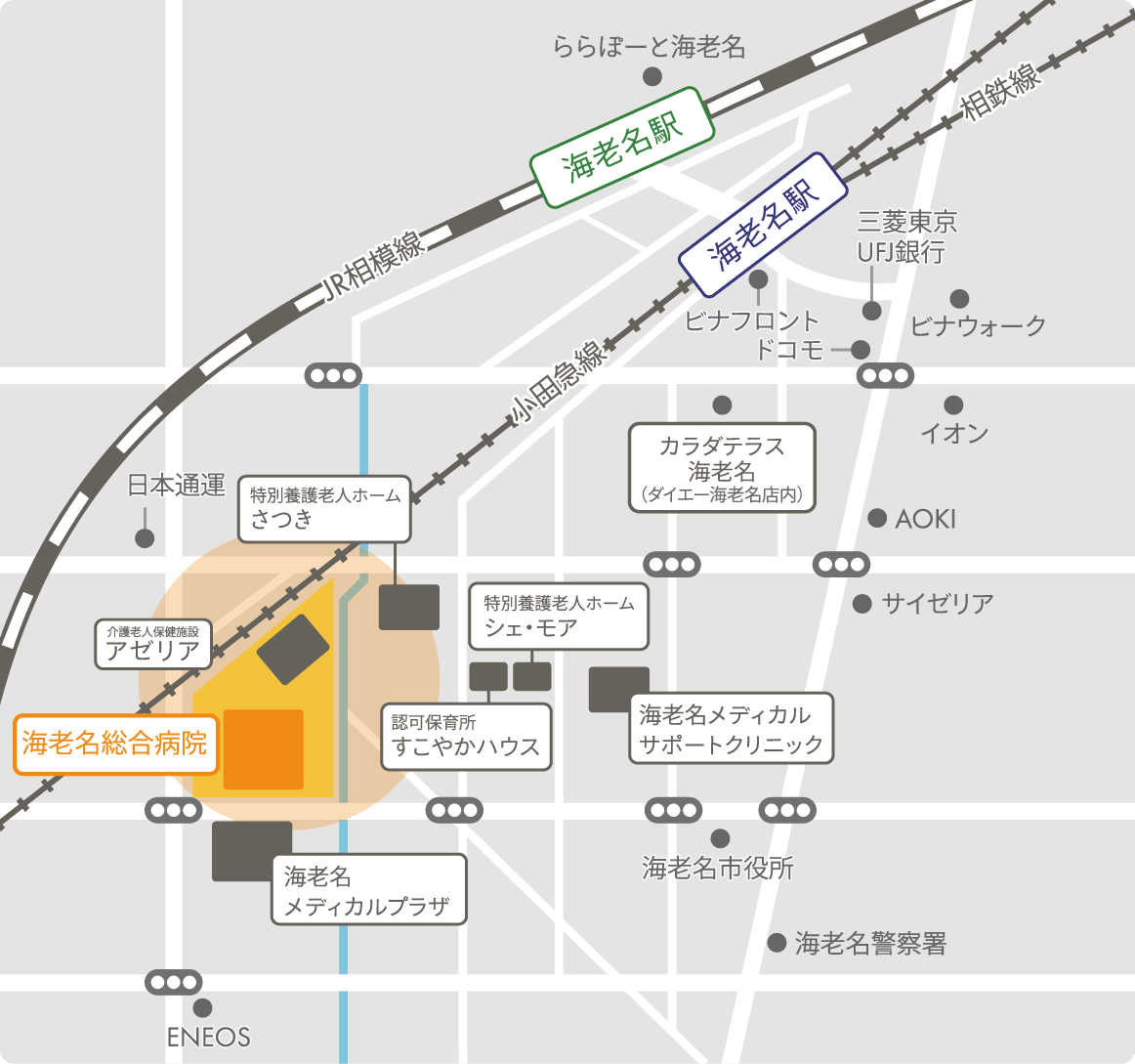 map bus station